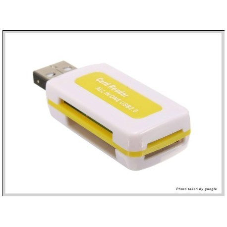 Multi Memory Card Reader